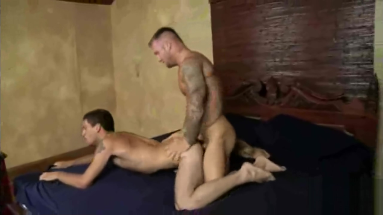 The Gardener Workout for sucking dick