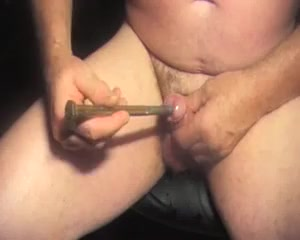 sounding une vis dans la queue big dick and big ass sex