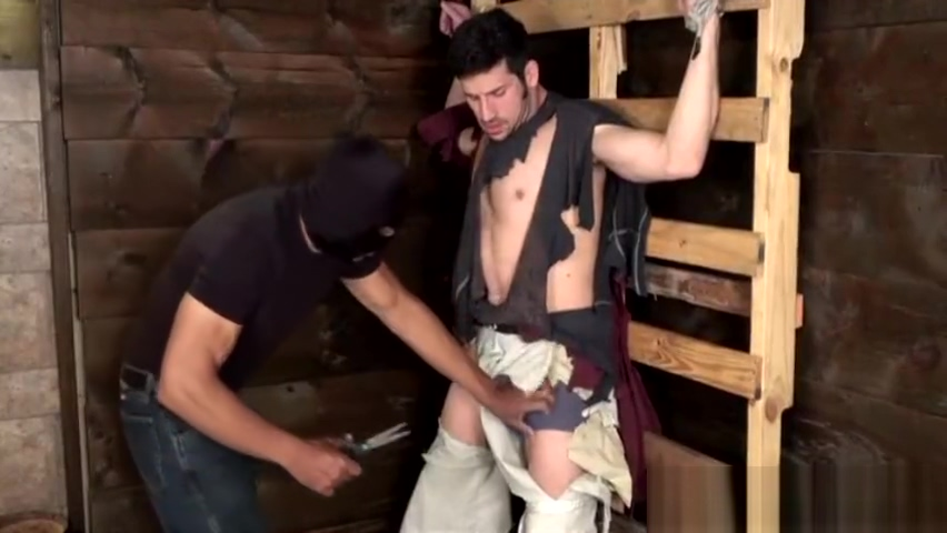 Leo in trouble Cowgirl outfit porn video