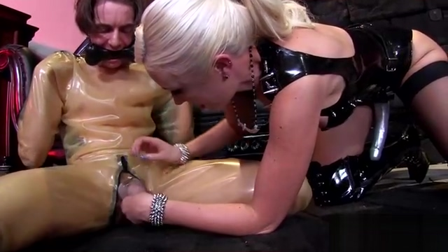 Hot pornstar bondage with cumshot mv Collision of sensual massage, masturbation and sex