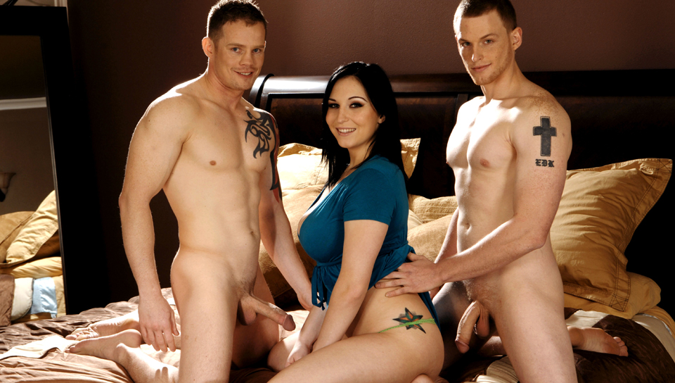 Lexy Mae & Shane Reno & Brenden Bangs in 3s NOT a Crowd Video uncensored girl porn videos