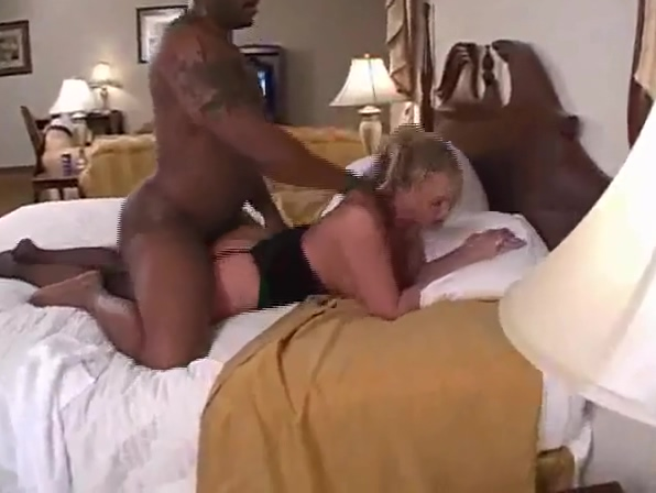 Blonde well fucked again