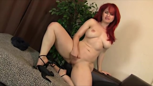 Andrea-Rosu-Wonderful-Redhead - Busty-and-Fitness-Body-Beauty Wife fucked from behind