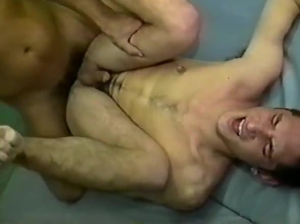 Verbal daddy Jon Vincent facefucks and pounds twink Milf Gardening Video
