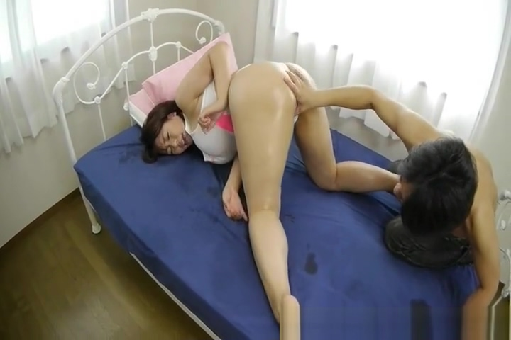 Busty asian massive boobs cum in my butthole