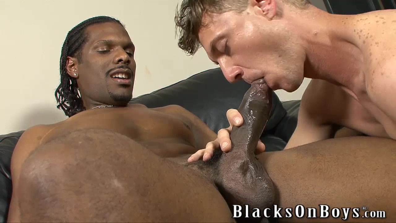 Kody Rean Gets His Ass Pummeled By A Black Guy Slim ebony bbc