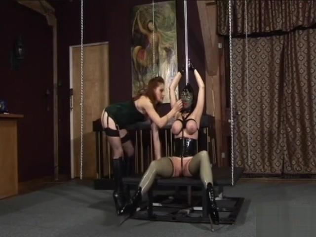 Fabulous porn scene Lesbian new show Sperm receptacles swallow