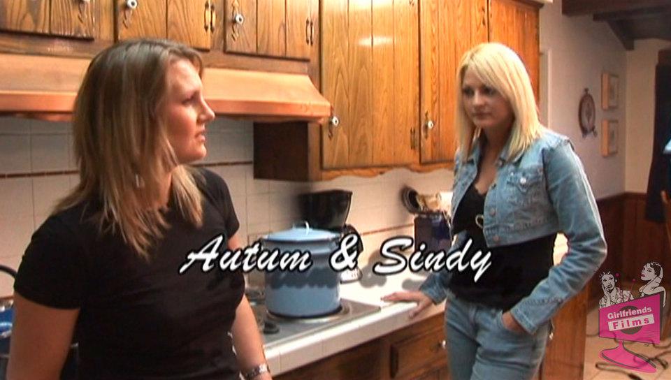 Autum Moon & Sindy Lange in Lesbian Seductions #06, Scene #04 Www Xes Vidio