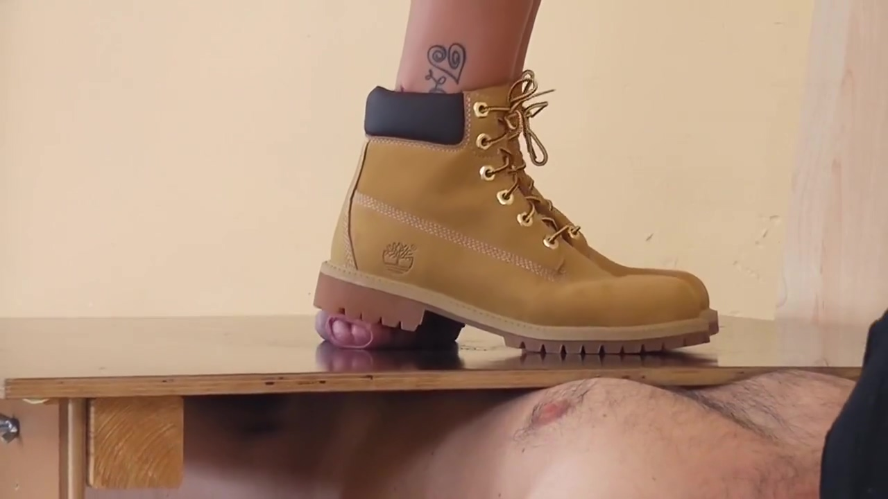 timberlands cock trample tiny girl ass fucked