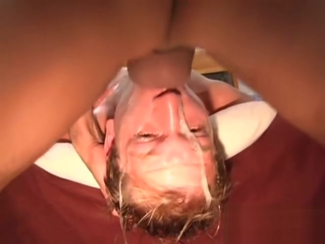 Rough oral.. hairy blond fucking tube
