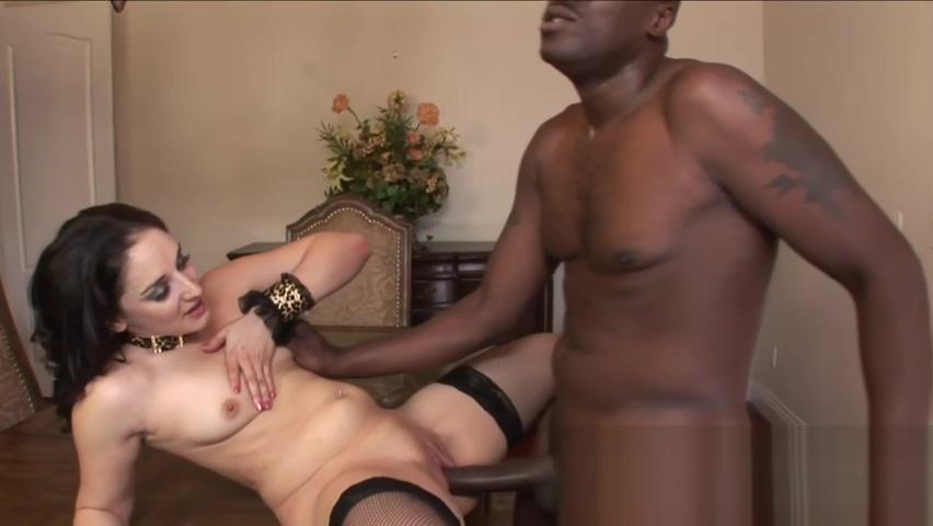 extreme interracial facial with Sheena Ryder