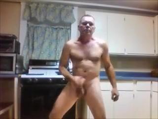 nakedguy1965 gets freaky Long legs big breasts