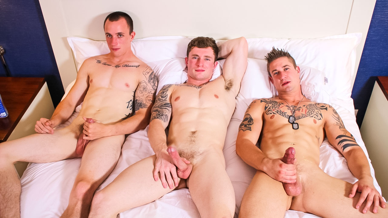 Markie, Michael & James Military Porn Video I am not hookup my dad