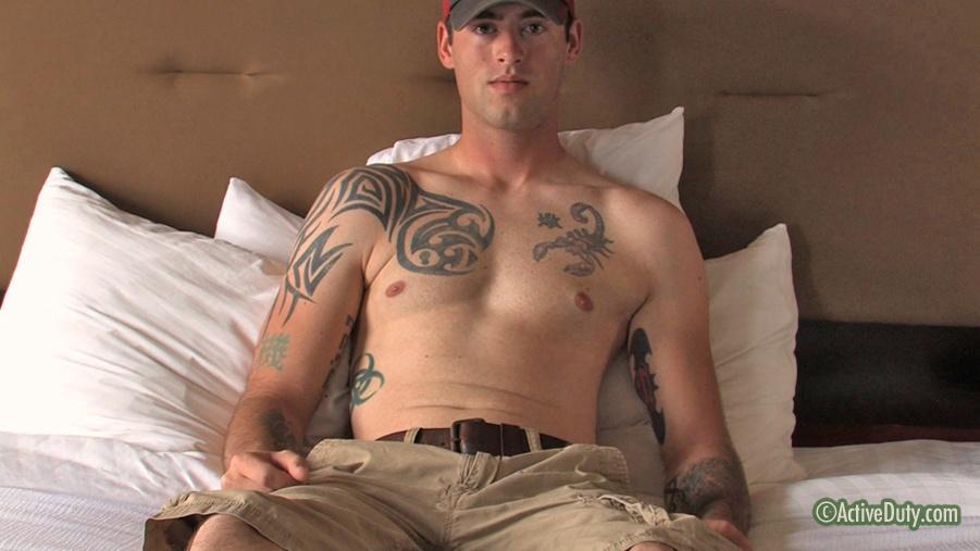 Bill II Military Porn Video Bikini bottom tote bag