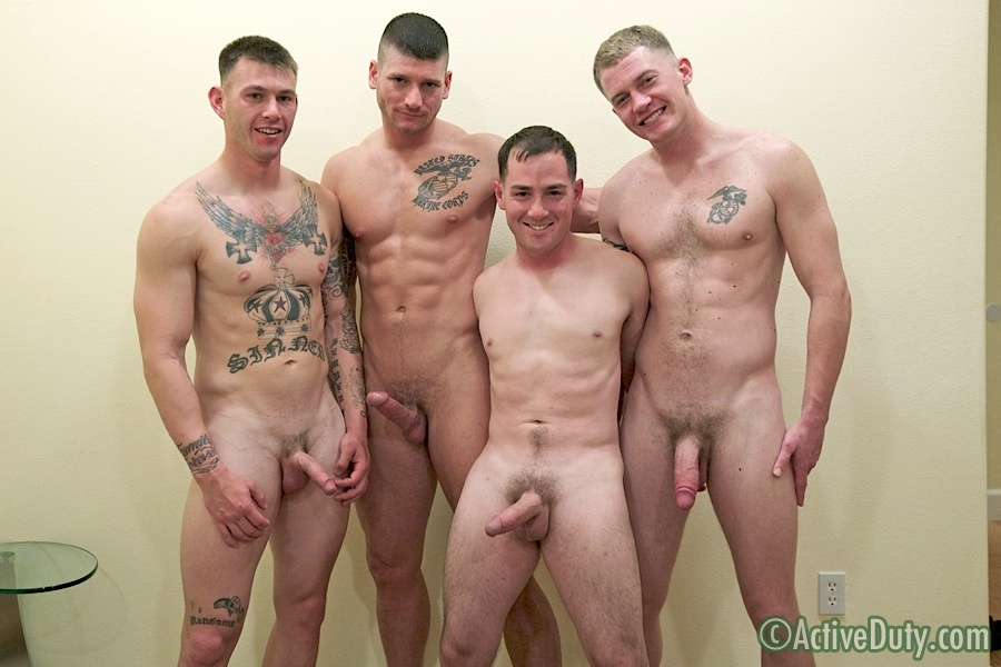 DJ, Dorian, Jack & Ransom Military Porn Video Allysin chaynes nude photos
