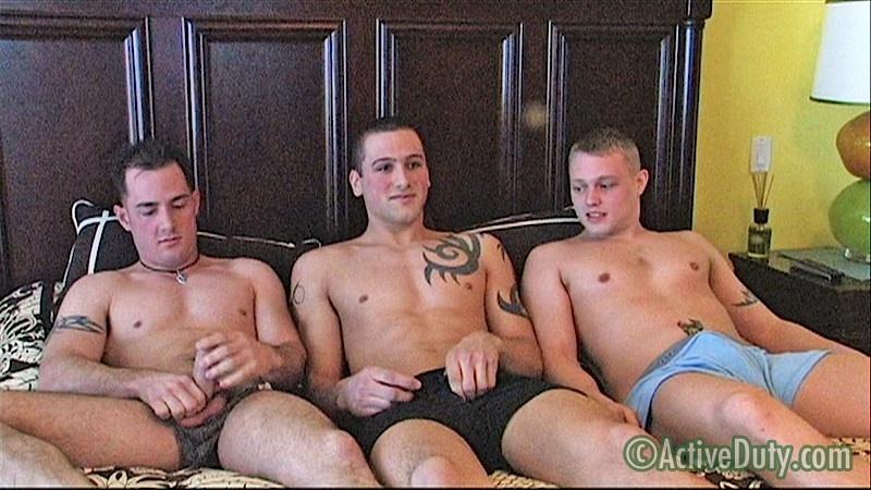 Chaz, Domenic & Jack Military Porn Video Maxx gym bethlehem pa