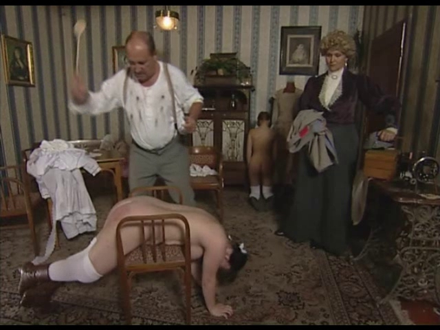 Naughty Czech minxes getting punished
