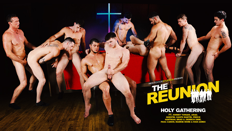 The Reunion: Holy Gathering XXX Video rock out cock out