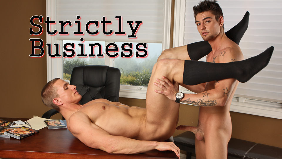 Marcus Mojo & Johnny Torque in Strictly Business XXX Video Ashley dupre nude pics