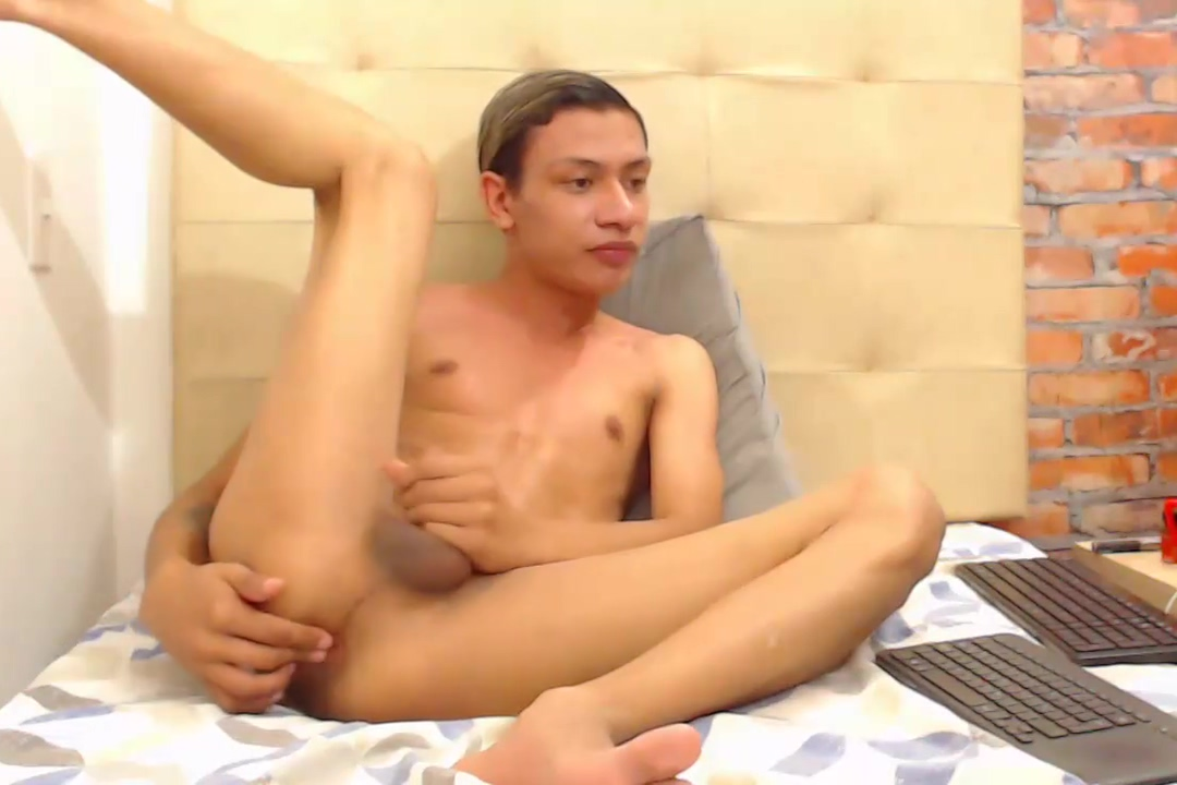 Colombian Hot Web-cam Boy The challenge nude porn