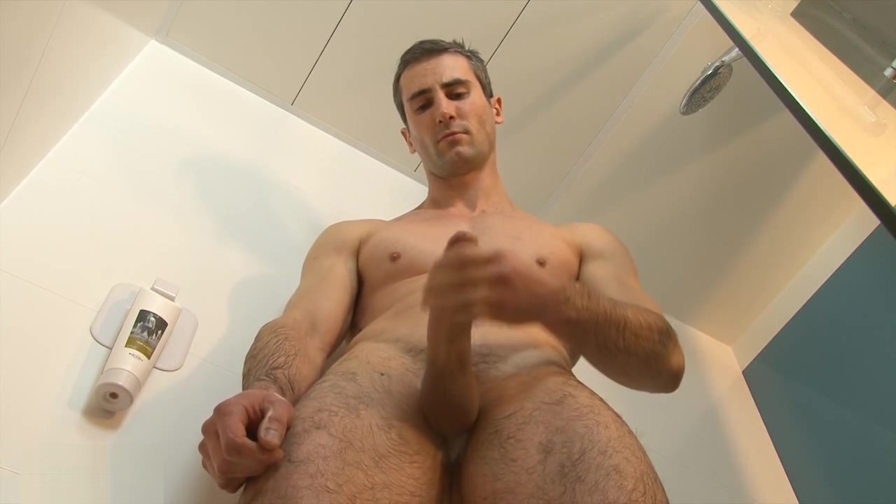 Amazing adult movie homosexual Solo Male check masturbating while watching porn tmb