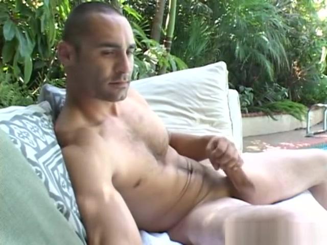 big nuts stud jerk off Outdoors Blowjob