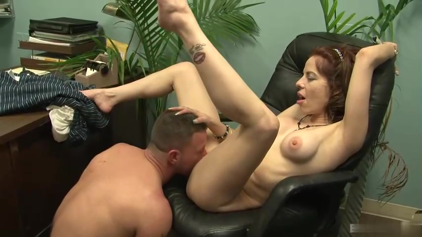 Hot secretary is office slut Lustful woman kissing xxx