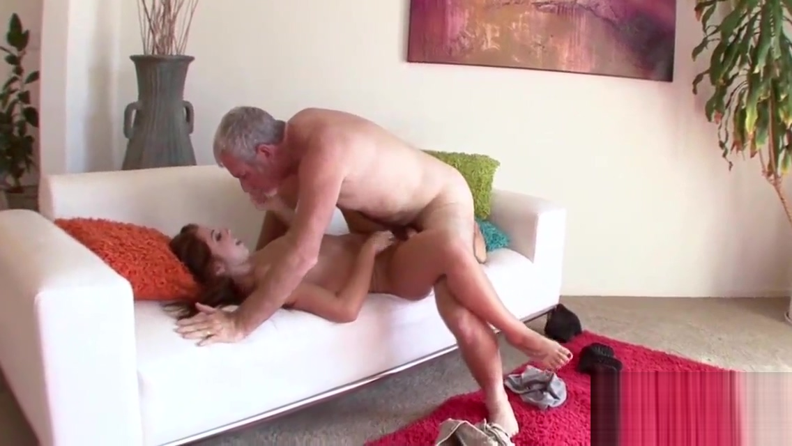 DAUGHTER is a TEASE and DADDY fucks her