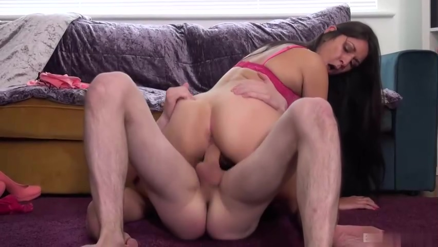 Sophie is fucked hard by stepbro