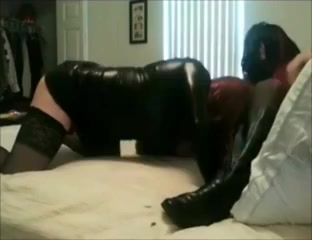 Crossdresser Fuckfest Porn With Katie Cummings