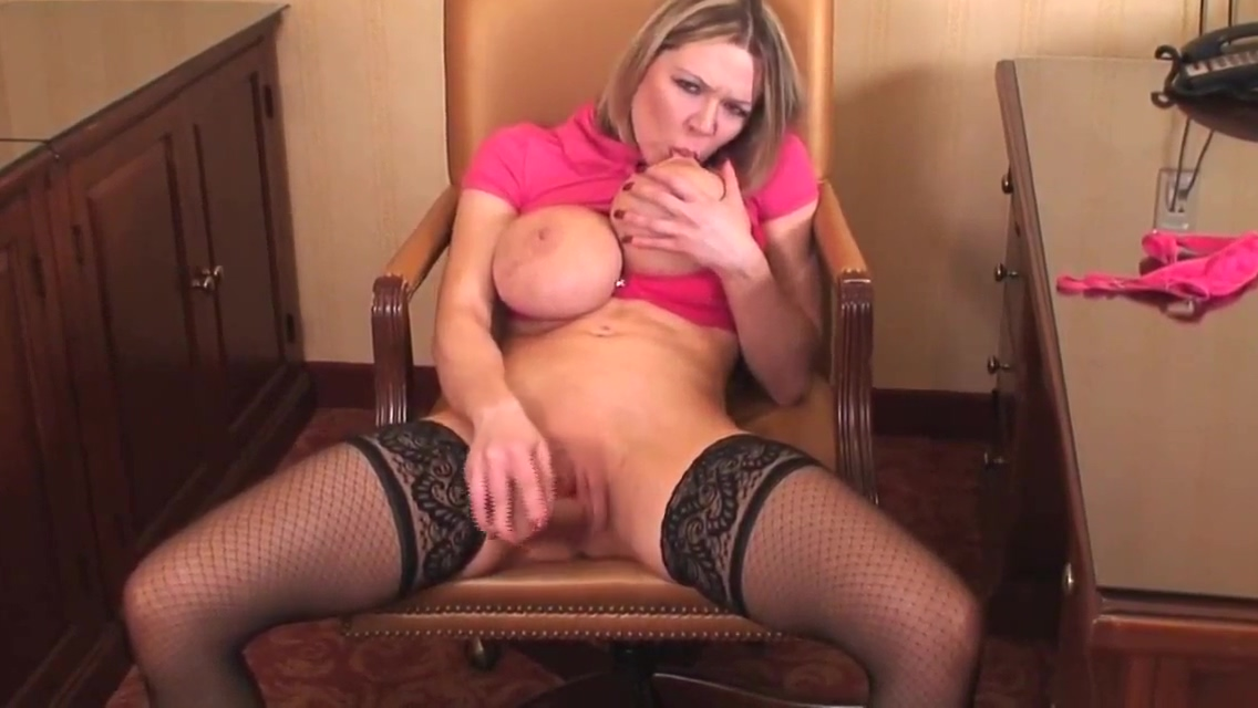 Principal Kylee Needs to See You in Her Office Peaches bbw