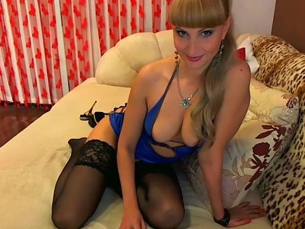 RUSSIAN WEB MODEL SweetPeach 3 fat ass lap dance