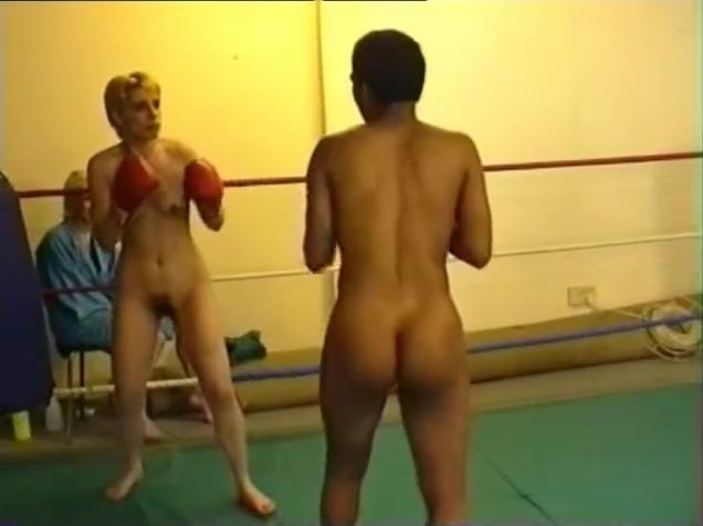Nude boxing 2 Thick latina milf