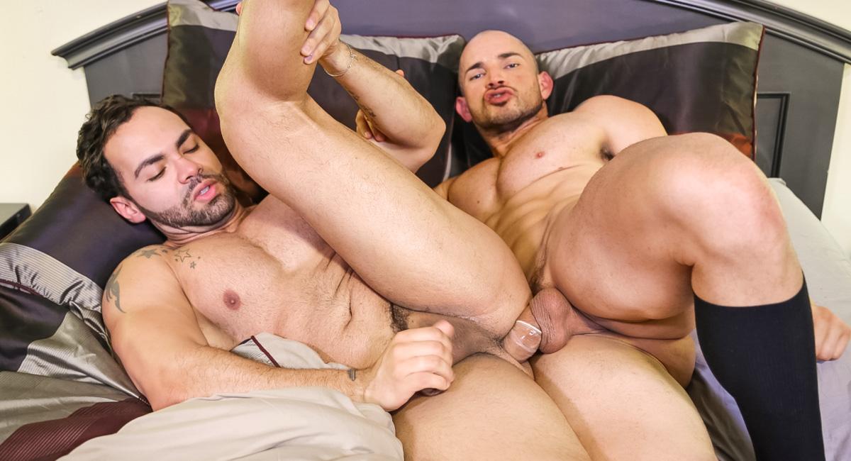Alejandro Fusco & Alex Torres in Where are you Video Hot white porn babes