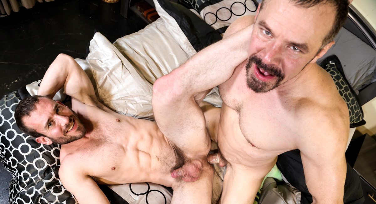 Mike Gaite & Max Sargent in Before You Leave Video Household anal insertions
