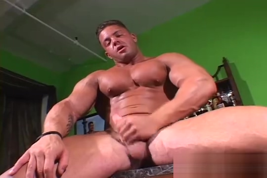 Muscle Hunks - Adam Reich - Buff Bartender Stud belle and beast hentai