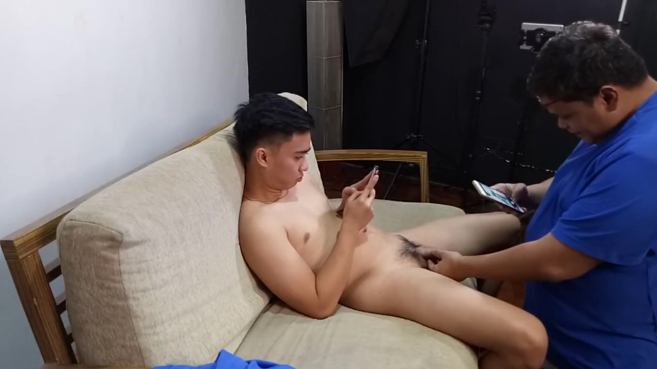 Eddie 2 VF shoot Gay fuck dont let my wife hear you