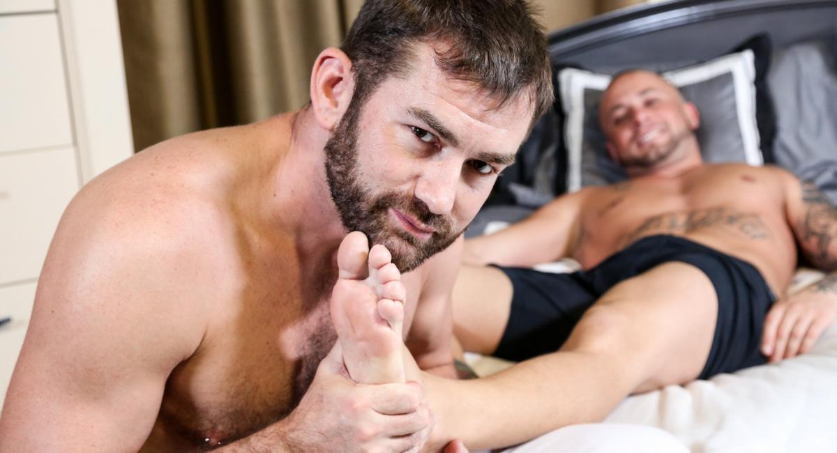 Jake Jennings & Marxel Rios in Tender Treatment Video Single ladies fargo nd