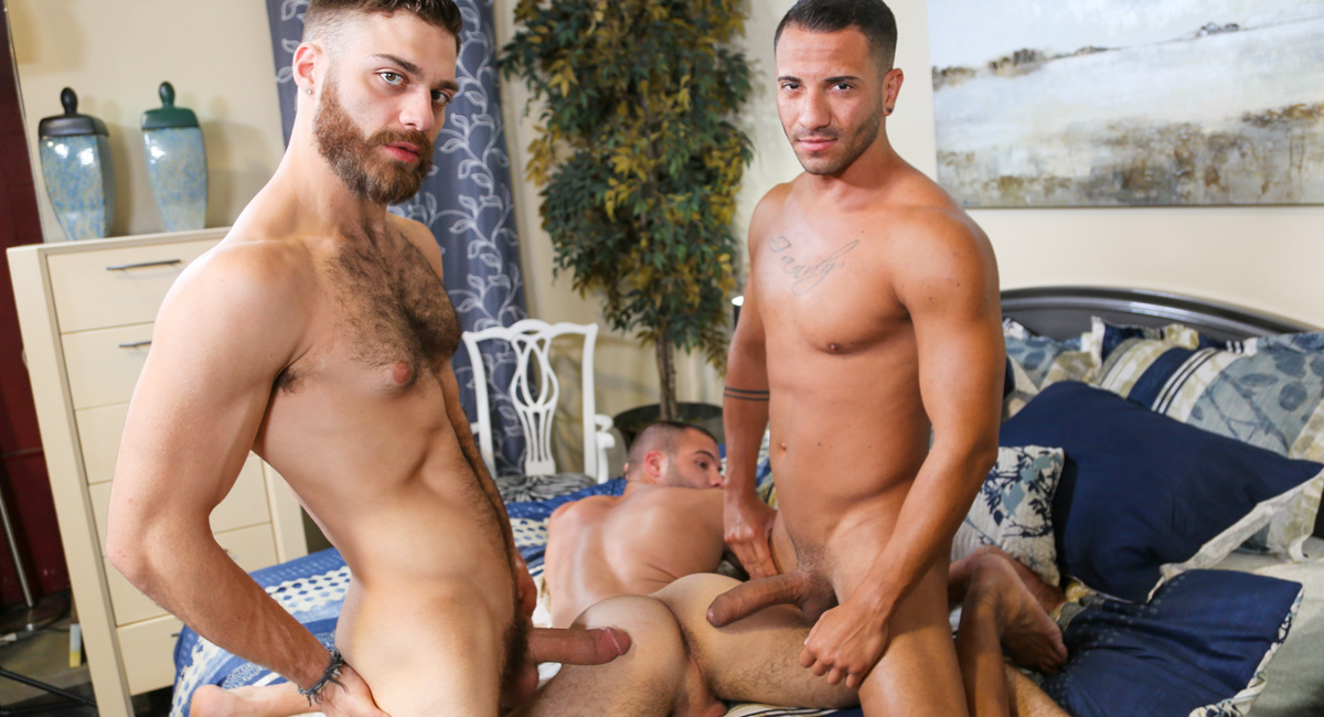 Mario Costa & Tommy Defendi & Braxton Smith in Top Affair Part 3 Video crack hores sucking dick