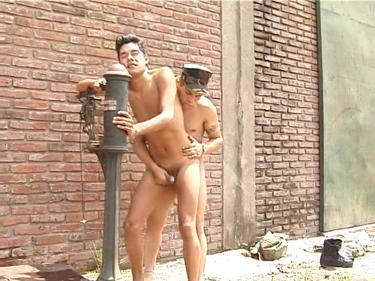 Military sex under the sun - Latin-Hot Busty latina lesbian milf