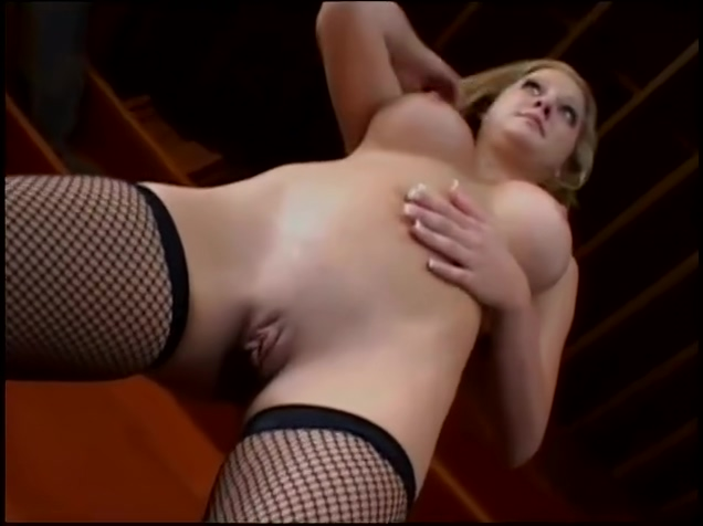 Blonde Takes BBC - Future Works Nude used pussy