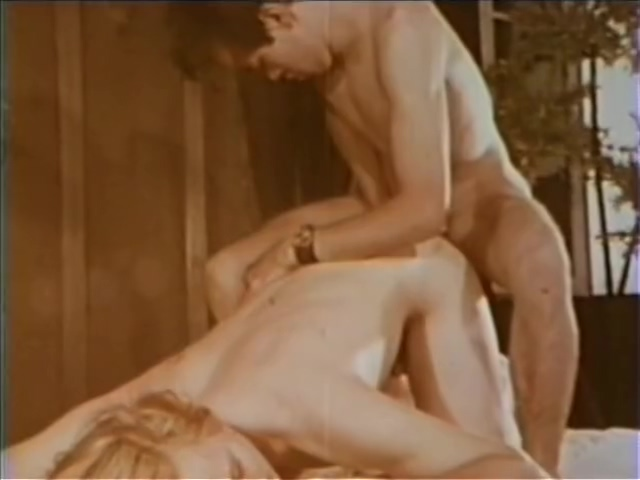 Barebacking back in the day - Classic Bareback Film big breast model nude