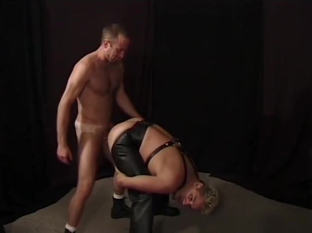 Leather Wolf - Macho Man Video Amor virgin girls sexy face