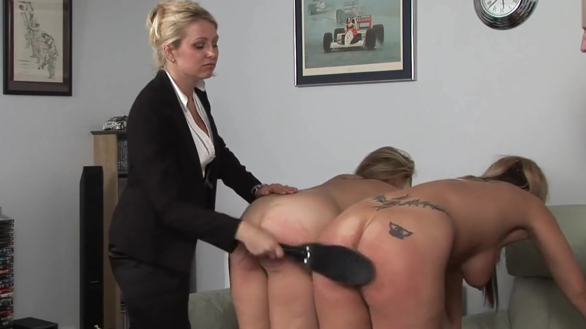 Girls spanked by master and mistress Only Nighty Sex Night