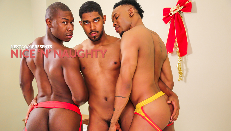 XL & Diaon Starr & Damian Brooks in Nice n Naughty XXX Video Funny things to say in a hookup profile