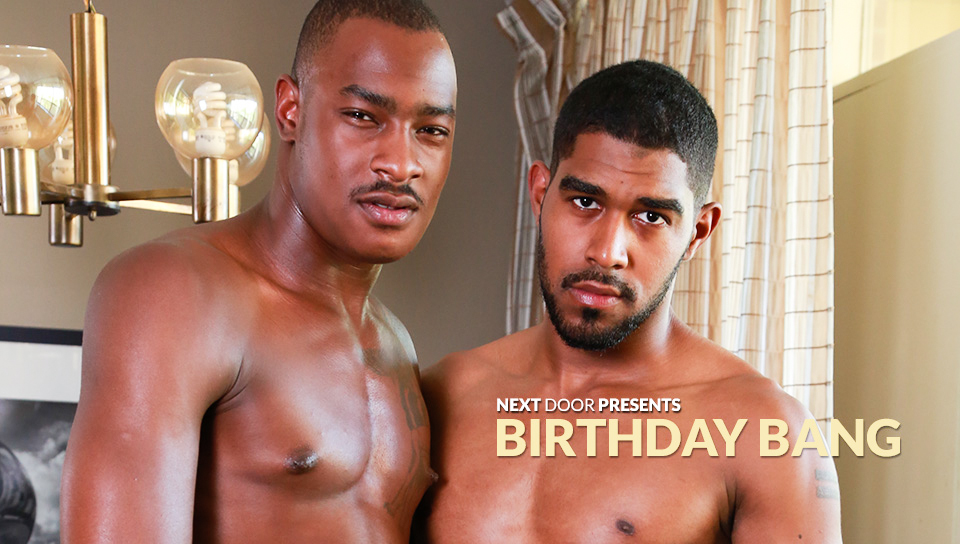 Tyson Tyler & XL in Birthday Bang XXX Video Curvy naked porn busty