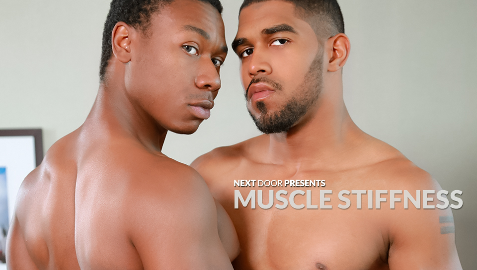 Damian Brooks & XL in Muscle Stiffness XXX Video Porn Hinde Videos