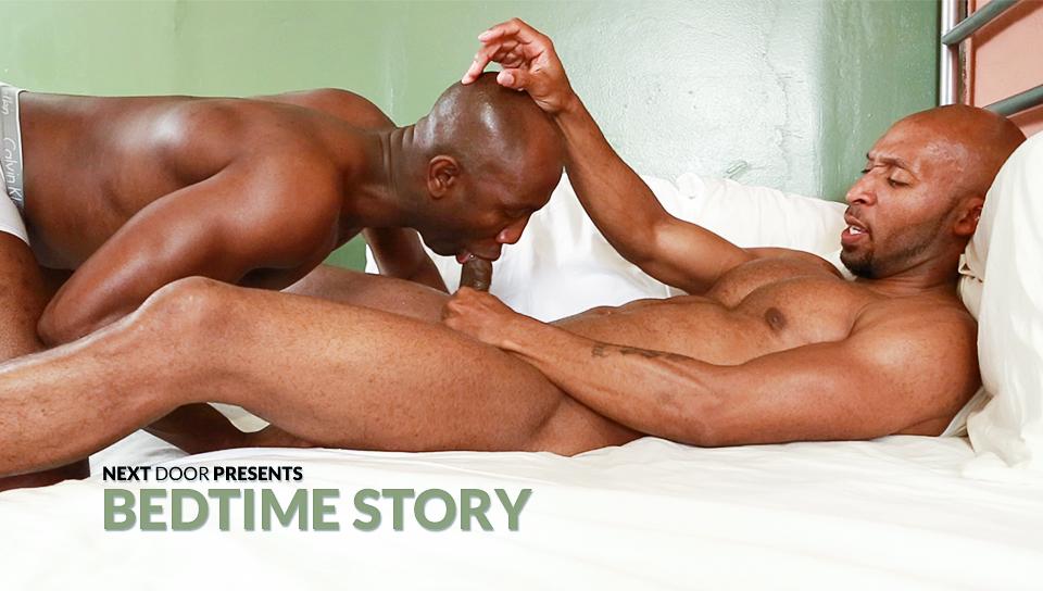 Astengo & Ramsees in Bedtime Story XXX Video Yiff tomb raider porn