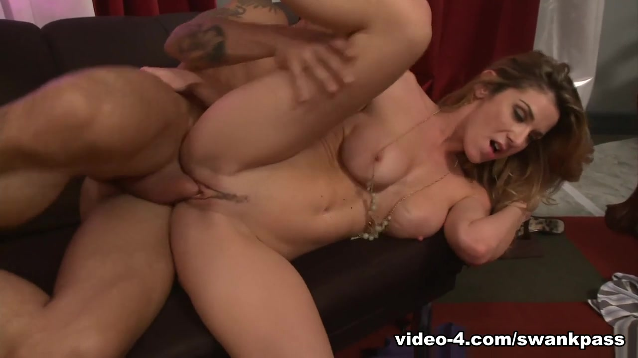 Stacey Lacey, Emily Banfield and Charley Atwell Share One Dude - HighSociety Sexy girl on her period naked
