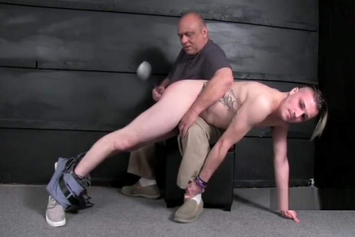 Straight Guy Disciplined Like a Naughty Boy desperate straight getting first gay blowjob